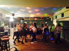 Disco in the Foxhound Inn