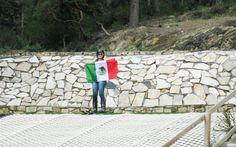 Skifahren in Mexiko? Geht! Ⓒ Viktoria Urbanek / chronic-wanderlust.com Sidewalk, Wanderlust, Ice Skating, Ski, Mexico, Side Walkway, Walkway, Walkways, Pavement