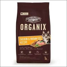Organix Small Breed Recipe Dry Dog Food, 4-Pound   #DogFood #DryDogFood #DogLover #VisitUs at http://hypoallergenicdogfoodcenter.com/10-of-best-dry-dog-foods-products-worth-giving-your-dogs/