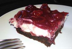 Višňovo-tvarohový párty dezert Meatloaf, Pie, Party, Food, Basket, Torte, Cake, Fruit Cakes, Essen
