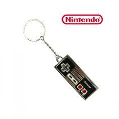 Porte-Clés Manette Nes Nintendo Métal sur Rapid-Cadeau