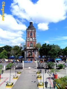 "See 33 photos and 2 tips from 122 visitors to Jaro Belfry. ""Tip from Javalava Manila Tours. Jaro Belfry, also called Campanario de Jaro, was built in. Philippines Destinations, Philippines Travel, Iloilo City, Philippine Holidays, Visayas, Manila, Family Travel, Places Ive Been, Beaches"
