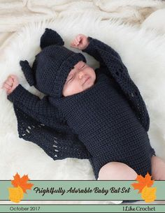 Crochet a baby's first halloween costume using this pattern from I Like Croc… – Baby knitting patterns So Cute Baby, Cute Babies, Baby Knitting Patterns, Baby Patterns, Crochet Baby Cocoon Pattern, Baby Clothes Patterns, Knitted Baby, Clothing Patterns, Sewing Patterns