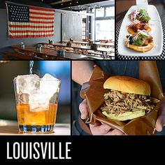 Even if you're not heading to Louisville for next weekend's Run for the Roses, you should plan a visit to this city that loves to eat.