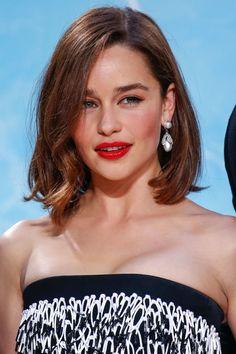 Emilia Clarke  - HarpersBAZAAR.com
