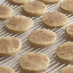 """Coconut Oil Sugar Cookies 