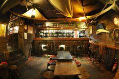 Creative inspiration for... 'Mark Newton Custom Woodcraft' Pirate Bar Cafe