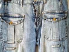 How to acid wash jeans with three simple products.