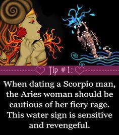 Aries woman dating characteristics