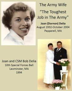 Joan Y. Delia, The Army Wife, Fort Devens