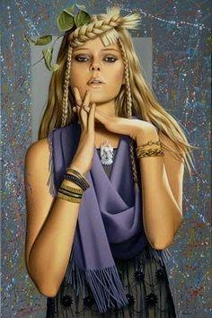 Ginette Beaulieu... | Kai Fine Art