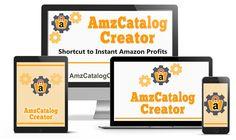 AmzCatalog Creator   Catalog Builder Software for Amazon Affiliate Marketers