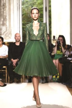 Georges Hobeika - Oh man, this dress... Amazing.