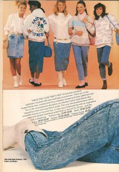 Kmart- Teen Magazine August 1987