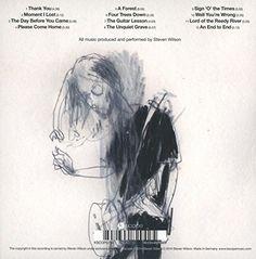 : Steven Wilson: subject