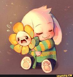 Tão fofo, mas tão triste ;-;