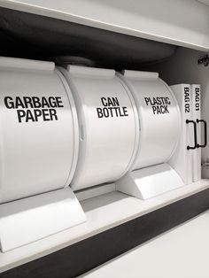 【キッチン収納】ゴミ袋の収納と、愛用しているゴミ袋について - シンプルモダンインテリア? - Yahoo!ブログ