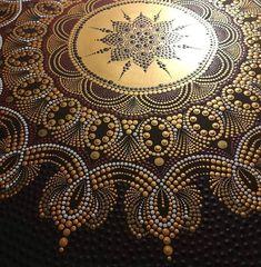 #🇱🇹 #lietuva #trispalve #art #acrylicpainting #mandalatherapy #dotting #mandalaartist #mandala #namaste #arttherapy #artwork #dotpainting…
