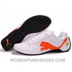 competitive price 9448b eac7f Puma Womens Speed Cat Big White Orange Shoes Shoes Authentic D4MzT. Puma  Tennis ShoesPuma Sports ...