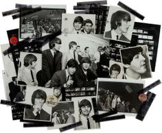 Photos featuring The Beatles in Dallas are about to hit the auction block | Dallas Morning News