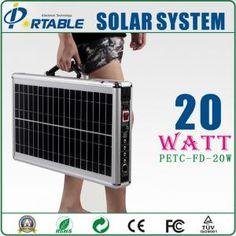 solar generator 150W multifunction portable by madchina