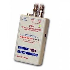 Fringe Electronics Pro TV and Satellite Finder