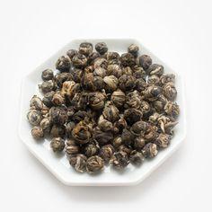 Organic Green Jasmine Pearl Tea
