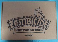 Huntsman Pack - box lid