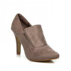 Elegantné členkové topánky H001-32KH Booty, Ankle, Shoes, Fashion, Moda, Swag, Zapatos, Wall Plug, Shoes Outlet