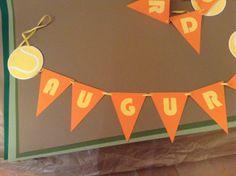 IDEASTARS - tennis party banner