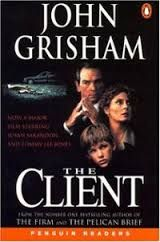The Client by John Grisham  Read Book first~saw Movie. FANTASTiC FAST & FURIOUS. Moving Forceful a Roller-coaster ride! I've read it about 3x and will read again and again, it was soooo good.