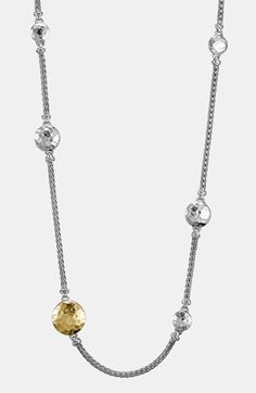 John Hardy 'Palu' Long Station Necklace available at #Nordstrom