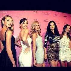 Alessandra's dress is my favorite