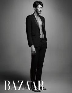 2014.08, Harper's Bazaar, Kim Young Kwang