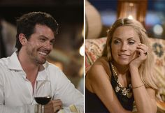 Should Brooks Forester and Sarah Herron have been together? Chris Harrison says... We won't know what ultimately happens to Bachelor in Paradise couple Robert Graham and Sarah Herron until Monday's September 8 finale (or you can click here to be spoiled), but that hasn't stopped all-knowing host Chris Harrison from asking one interesting question: Was there something there between Sarah and Brooks Forester after all?