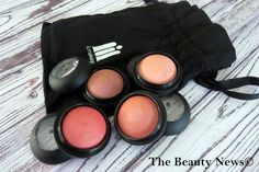 The Beauty News: il.makiage Mineral Baked Blush Collection