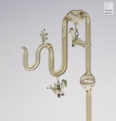 Small Hydrostatic Balance, Florence, Mid-17th Century /  Museo Galileo in Florence, Italy