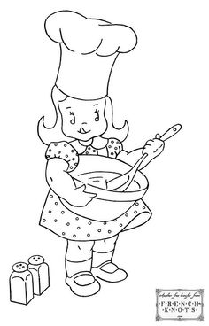 girl_cooking by niccivale, via Flickr