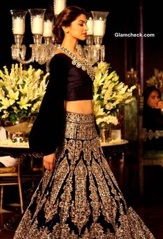 Delhi Couture Week 2013 Manish Malhotra show