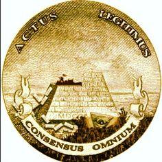 Anti Illuminati and No New World Order Seal