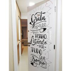 Cool Lettering, Hand Lettering, Lettering Tutorial, Positive Vibes, New Homes, Letters, My House, Paper, Nova
