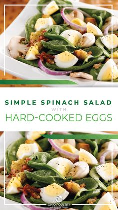 This simple salad is
