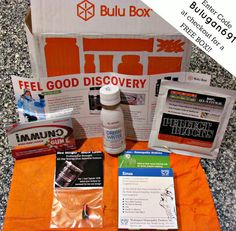 Free Bulu Box with Code Bulugan691 at checkout - Samples of vitamins, supplements, nutrition    http://www.bulubox.com?acc=8f14e45fceea167a5a36dedd4bea2543