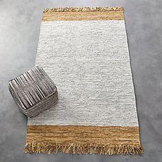 Natural Leather Dressage Rug