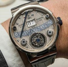 Ulysse Nardin The Grand Deck Tourbillon