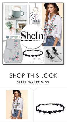 """Untitled #50"" by jesica98-1 ❤ liked on Polyvore featuring ASOS and New Look"