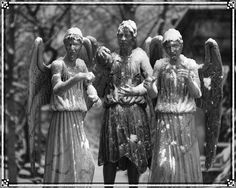 Weeping Angels - Favorite Dr. Who villain