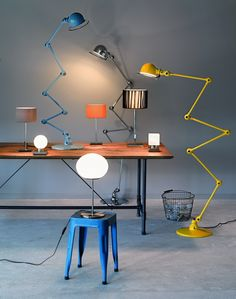Lamps by Pfster