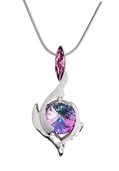Alexandrite pendants wedding pinterest alexandrite pendants june birthstone color pendant necklace alexandrite hand crafted with swarovski crystals william wang designs aloadofball Choice Image