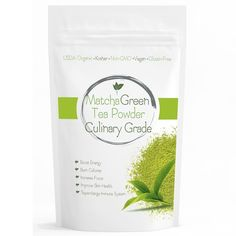 RLT Culinary Matcha (16oz) Culinary Green Tea - USDA Organic - Perfect for Making Green Tea Latte or Frappe - Over 220 Servings * More info could be found at the image url. (This is an affiliate link and I receive a commission for the sales) #GreenTea